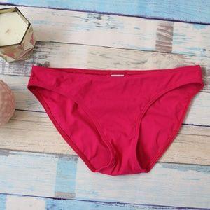 Calvin Klein Swim - Calvin Klein Coral Bikini Bottoms